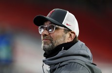 'Top four finish almost impossible for Liverpool' - Klopp
