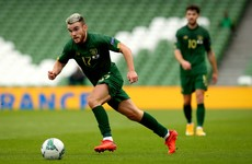 Aaron Connolly hands Stephen Kenny injury boost ahead of Serbia qualifier