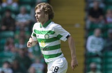 Celtic send Ireland youngster Luca Connell out on loan to Scottish League Two