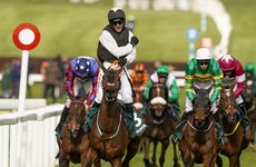 Irish keep dominating as Flooring Porter lands Stayers' for Cromwell and Mullins