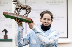 Johnny Ward: A crowd at Cheltenham would have taken Rachael Blackmore to their hearts