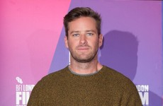 Actor Armie Hammer accused of raping woman in Los Angeles