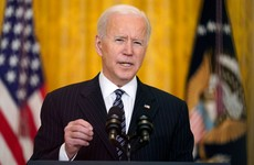 Biden says US will hit 100 million vaccine target weeks ahead of schedule
