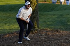 Shane Lowry 6 off the lead after Honda Classic first round
