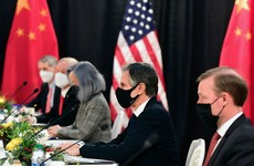 US and China spar in first face-to-face meeting under Biden