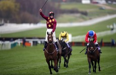 Minella Indo wins the Gold Cup as Henry de Bromhead completes dream Cheltenham week