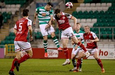 Late drama sees Greene rescue Shamrock Rovers as Pat's left frustrated in season opener