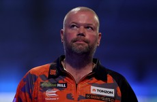 Van Barneveld recovering after collapsing during PDC Players Championship