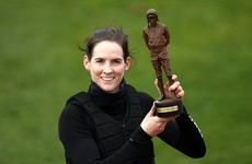 Rachael Blackmore: 'Getting an award from AP McCoy in the shape of Ruby Walsh – that's crazy!'
