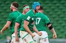 How did you rate Ireland in their win over England?