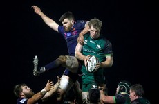 Niall Murray hoping to tip the balance for Connacht against Scarlets