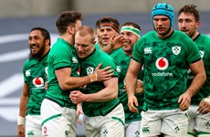 Ireland blow England away as Farrell era hits an impressive benchmark