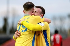Superb Longford Town beat Derry City on return to Premier Division