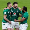Sexton's sanity proven as Ireland trounce England