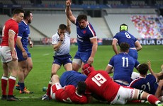 Dulin's late try breaks Welsh hearts and kills their Grand Slam dream
