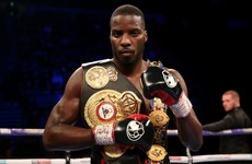 Sixth round stoppage brings cruiserweight crown for Okolie