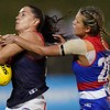 Dublin trio heading to AFLW finals with Melbourne as Kelly sisters shine in defeat