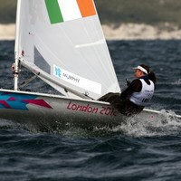 London 2012: Annalise Murphy leads the way on strong sailing day for Team Ireland