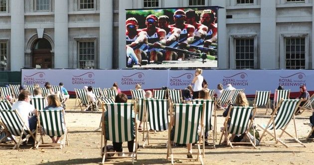 In pictures: Day 3 of London 2012