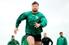 Tierney-Martin set for Connacht debut off the bench tomorrow night