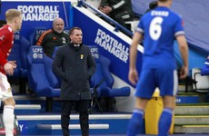 Brendan Rodgers wants Leicester to create history after dumping United out of FA Cup