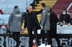 Tottenham ease Mourinho's misery with win at Villa
