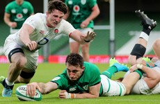 Jack Conan: 'It really doesn't get any better than that'