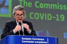 EU commissioner says Europe can achieve herd immunity by July