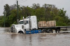Dozens of towns isolated and thousands evacuated after flooding in Australian state