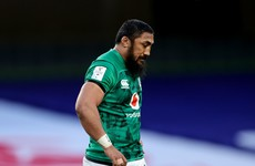 Bundee Aki to face disciplinary hearing tomorrow over England red card