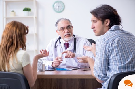 Without a competent interpreter service, a patient may not understand the nature of their illness.