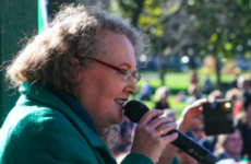 UCD professor Dolores Cahill resigns as chair of the Irish Freedom Party