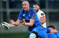 Devin Toner set to become Leinster's most capped player of all-time