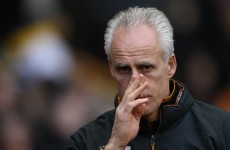 McCarthy willing to bide his time on management move