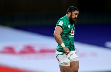 Bundee Aki gets four-game ban after red card against England