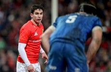 'Joey is a world-class player, he'll take Munster's attack to another level'