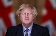 Johnson says pandemic will stay with him 'as long as I live' as he faces scrutiny