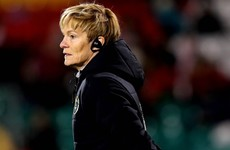 Pauw's Ireland confirm April friendly double-header ahead of World Cup draw