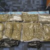 Two men arrested after €200,000 worth of cannabis herb seized during search of van
