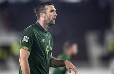 Shane Duffy dropped and Seamus Coleman returns to Irish team against Serbia