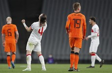 Netherlands stunned by Turkey and France held by Ukraine as World Cup qualifiers start