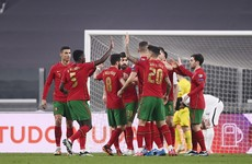 Own goal gives Portugal narrow win over Azerbaijan in Ireland's qualifying group