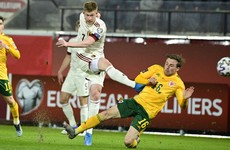 Kevin De Bruyne stars as Belgium hit back to see off Wales