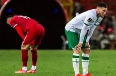 Ex-Southampton star key as Ireland ultimately outclassed in crunch World Cup qualifier