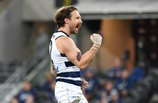 Tuohy returns from injury for 2020 Grand Finalists Geelong as new season continues