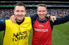 'I was surprised the call came' - ex-Dublin defender on joining forces with Davy Fitz in Wexford