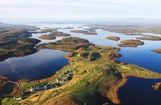 This lakeside hideaway at Lough Erne Resort would be a hole-in-one for golf fans