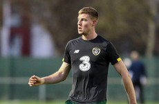 The Arsenal starlet aiming to make an impact with Ireland's youngsters