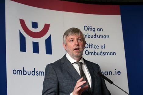 Ombudsman Peter Tyndall
