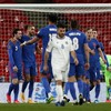 Calvert-Lewin scores twice as England brush aside San Marino in World Cup qualifier